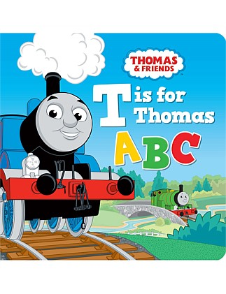 Thomas & Friends T Is For Thomas ABC
