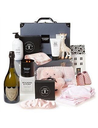 Lap Of Luxury Baby Girl Hamper