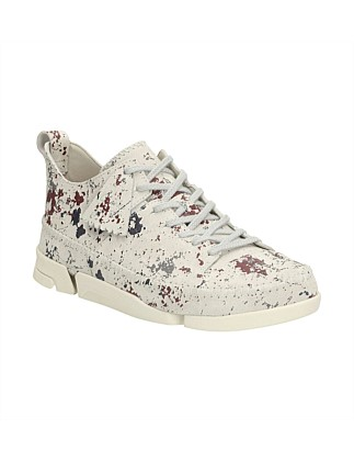Trigenic Flex Splatter Suede With Vibram 3 Piece Sole