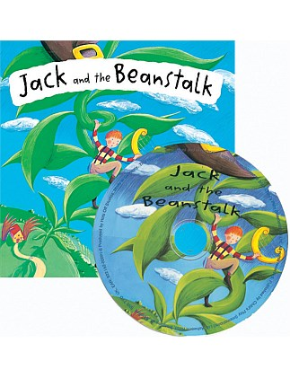 Jack And The Beanstalk With Cd