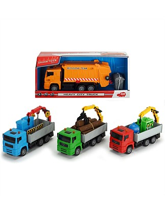 Heavy City Truck Assorted
