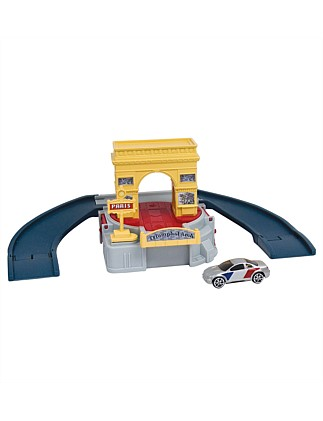 Motor Max Worldwide Dyna City Playset