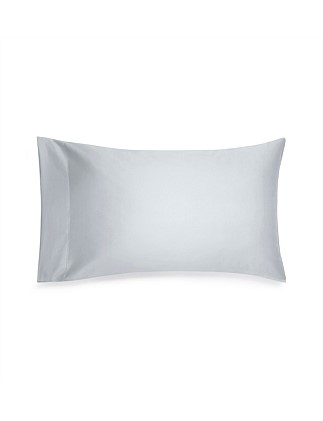 SATEEN GRAY STANDARD PILLOWCASE  50 X 75 CM
