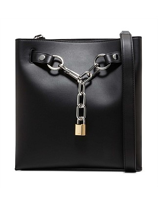 Attica Shoulder Bag with Chain