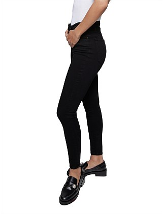 Siren Super High Rise Skinny Ankle Jeans