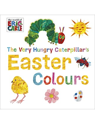 Very Hungry Caterpillar: Easter Colours