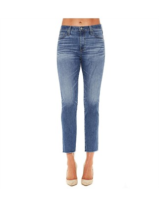 Isabelle High Rise Straight Leg Jean