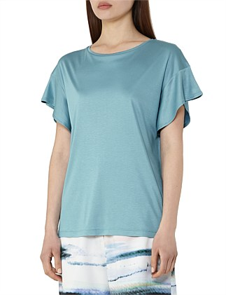 Mercer-Frill Detail Top