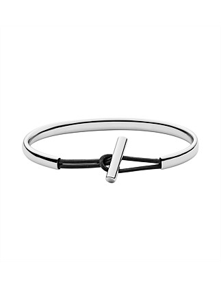 Anette Stainless Steel Silver-Tone Bracelet