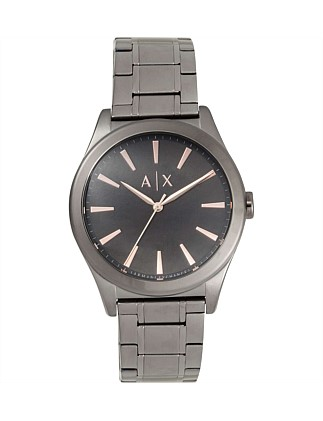 Nico Gunmetal Watch