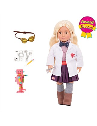 Amelia Professional Inventor Doll
