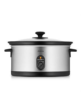 HP5520 Secretchef Electronic Slow Cooker 5.5l