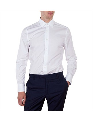Diamond Dobby Slim Fit Shirt