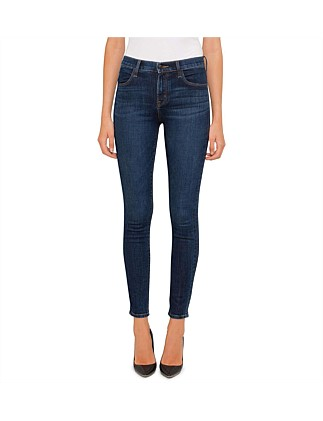 Maria High Rise Skinny Comfort Stretch
