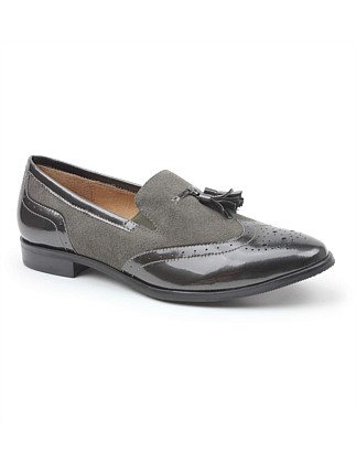 Higgins Tassle Trim Loafer