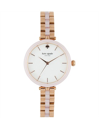 Holland Rose Gold-Tone Watch
