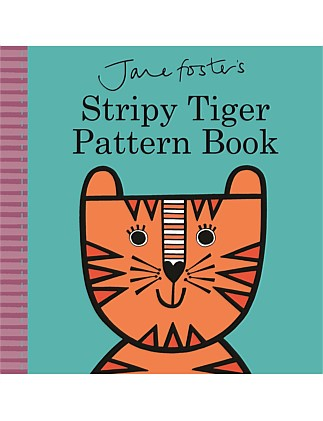 Stripy Tiger Pattern Book