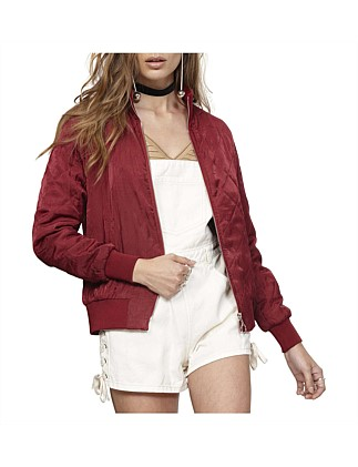Pathways Bomber Jacket
