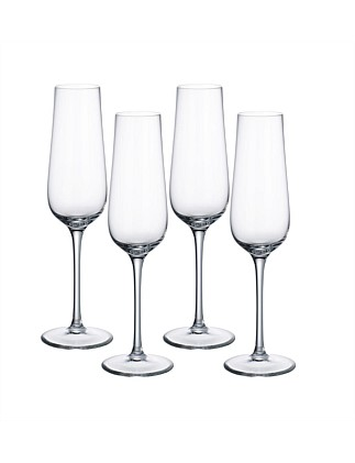 Purismo Champagne Flute 250mm Set of 4