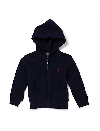 Cotton-Blend-Fleece Hoodie (2-7 Years)