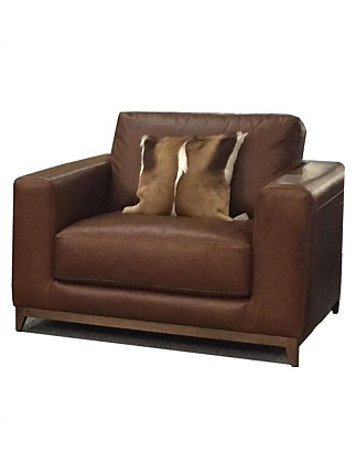 Aston' Leather Armchair
