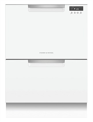 DD60DCW9 14 Place Settings Double Dishdrawer