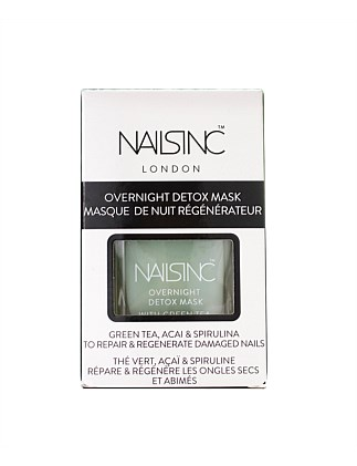 Overnight Detox Mask Treatment - Nail Strengthening