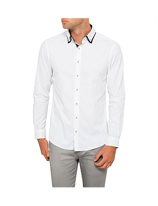 Double Collar Spivy Shirt