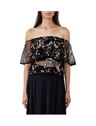 The Garden Party Top