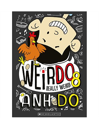 Really Weird - Weirdo Book 8
