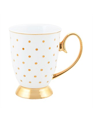 Kelly Gold Mug