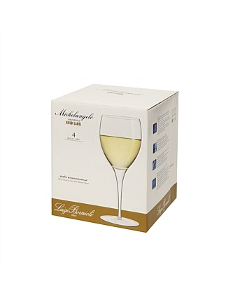 Gold Label Michelangelo White Wine 4pk