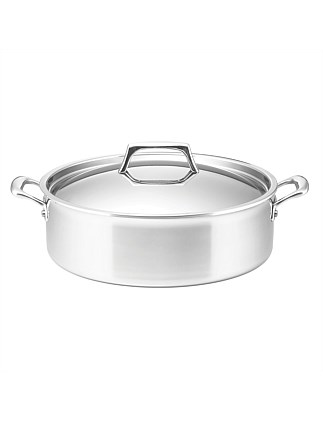 30cm/6.7l Covered Sauteuse