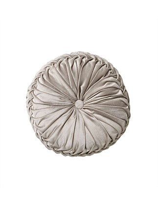 SYMPHONY ROUND CUSHION FILLED 40CM DIAMETER