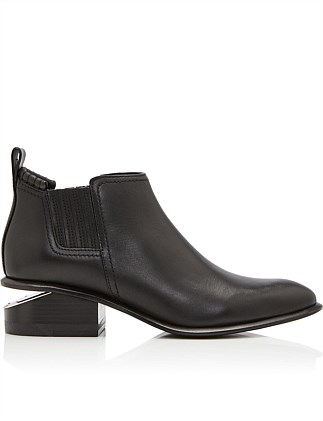 Kori Boot Black Rhodium