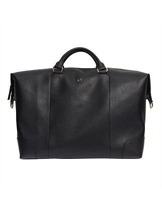 Black Overnight Bag