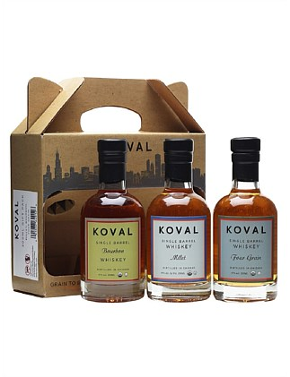Koval Gift Box Of 3 X 200ml