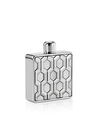 Hexagon Hip Flask