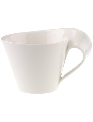 Newwave Caffe White Coffee Cup 0.40l