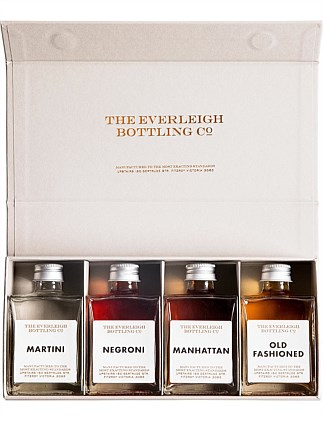 Everleigh Bottled Cocktail Gift Set