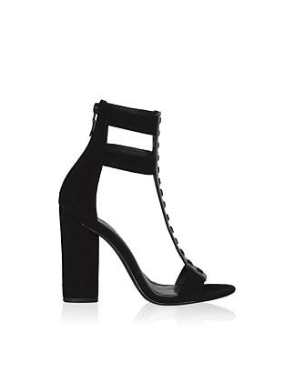 4d4d22435c Clara High Sandal Special Offer. Black; Pink