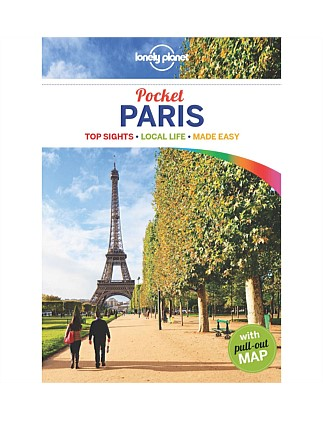 Pocket Paris Travel Guide - 5th Edition