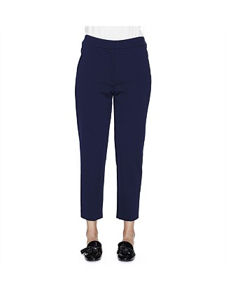 Cigarette Straight Leg Pant
