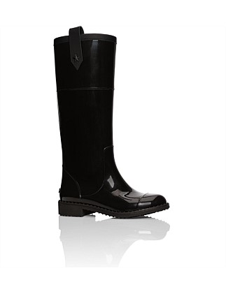 Edith Flat Rainboot