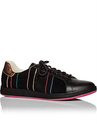 0716014e570 Womens Shoe Lapin Black Multi. Paul Smith