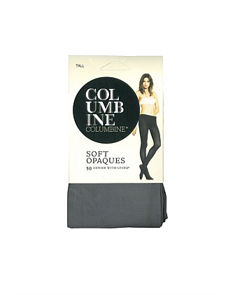 Opaque Tights 50 Denier