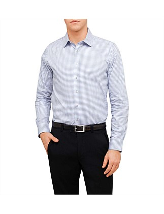 Campania Check Slim Fit Shirt