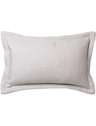 NEWBURY SILVER DECORATOR CUSHION