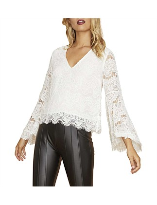 Tainted Love Lace Top