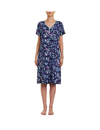 Deanna Short Sleeve Short Nightie